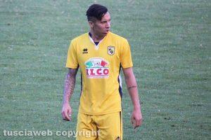 Sport - Calcio - Viterbese - Kevin Mendez