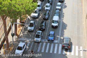 Viterbo - Traffico