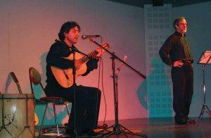 Gabriel Aguilera e Gianni Abbate