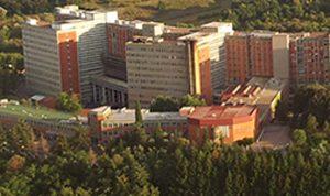 Siena - L'ospedale Le Scotte