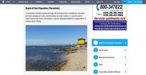Tarquinia - Sant'Agostino tra le spiagge più belle del Lazio secondo il Corriere della sera