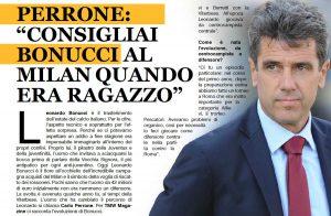 Sport - Calcio - Carlo Perrone su Tmw Magazine