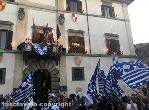 Ronciglione - Il rione Madonna di Loreto