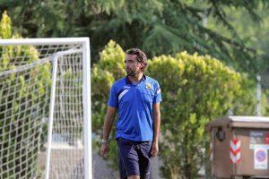 Sport - Calcio - Viterbese - L'allenatore Valerio Bertotto
