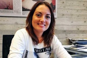 Montalto di Castro - L'assessore Silvia Nardi