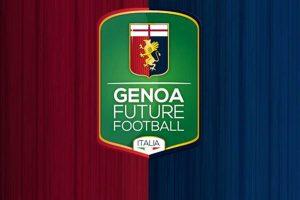 Sport - Calcio - Genoa - Il logo Genoa future football