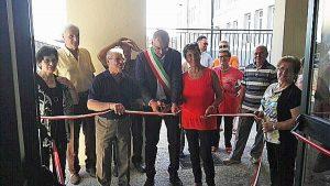 San Lorenzo Nuovo - Inaugurato il nuovo centro anziani