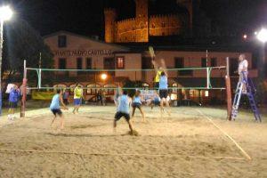 Sport - Lo Uisp beach volley circuit a Torre Alfina