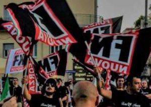 Forza Nuova annuncia la marcia su Roma