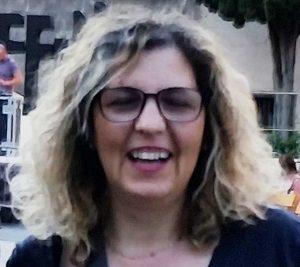 Vilma Usai, presidente di Rimbocchiamoci le Maniche