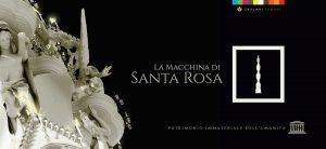 Macchina di santa Rosa - La foto da stampare per vedere Gloria in 3D