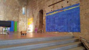 Le opere di Marotta in mostra a Tuscania