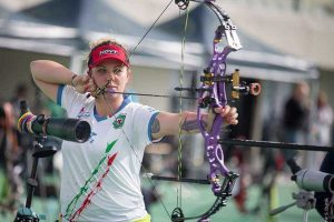 Sport - Tiro con l'arco - Anastasia Anastasio