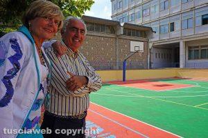 La preside Loretta Bucciotti e l'assessore Alvaro Ricci