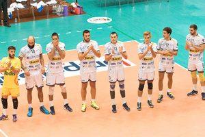 Sport - Pallavolo - I ragazzi del Tuscania volley a Bolzano