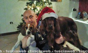 Egidio Locatelli e i suoi cani