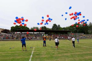 La festa del calcio a Civita Castellana