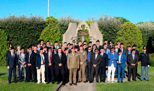 Gli allievi del 36esimo corso si ritrovano dopo 40 anni