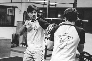 Sport - Pugilato - Un allenamento alla The gentlemen's boxing gym