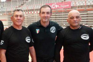 "Sport - Carlo Mancini al seminario ""Krav maga's living legend"""