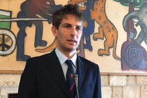 Tarquinia - L'ex vicesindaco Manuel Catini