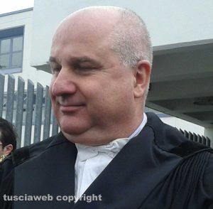 L'avvocato Giuseppe La Bella