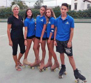 Sport - Pattinaggio - Asd Libertas Pilastro - Gruppo singoli