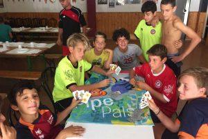 Sport - Calcio - I ragazzi della Polisportiva Fulgur Tuscania