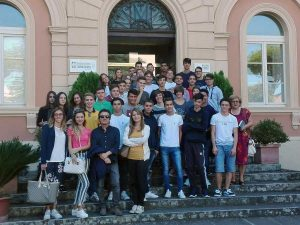 Viterbo - Liceo scientifico Cardinal Ragonesi