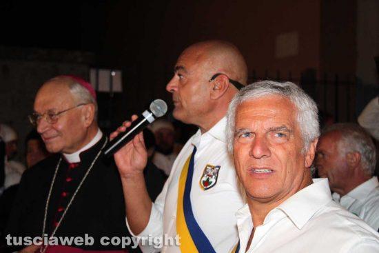 Massimo Mecarini e Sandro Rossi