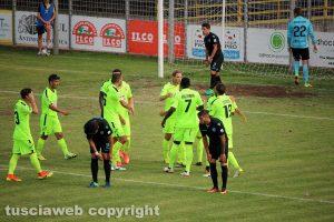 Calcio - Serie C - Coppa Italia girone F - Viterbese - Olbia