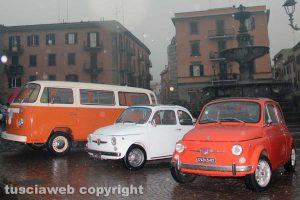 Sport - Motori - Il 21esimo raduno di Fiat 500 a Viterbo