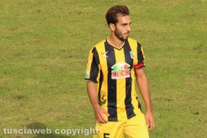 Sport - Calcio – Viterbese - Daniele Celiento