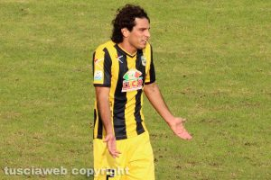 Sport - Calcio – Viterbese - Andrea Peverelli