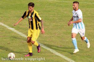 Sport - Calcio – Viterbese - Luca Baldassin