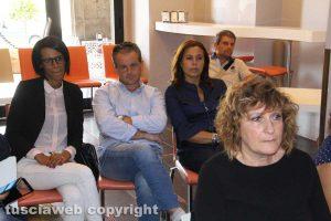 Pd - La presentazione di Pietro Nocchi