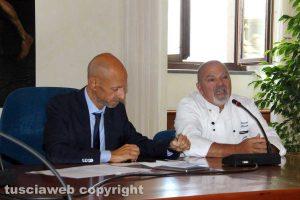 Alessandro Ruggieri e Rossano Boscolo
