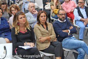 Alessandra Troncarelli, Sonia Per e Andrea Egidi