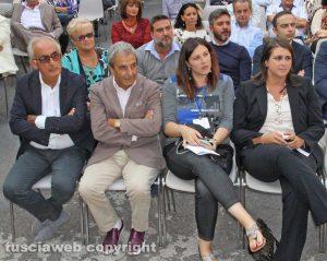 Alvaro Ricci, Antonio Delli Iaconi, Martina Minchella, Luisa Ciambella