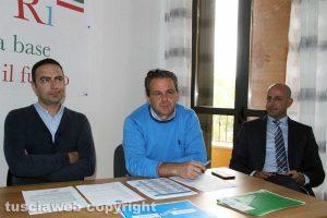 Stefano Bonori, Pietro Nocchi e Marco Ciorba