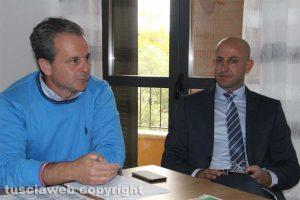 Stefano Bonori e Marco Ciorba