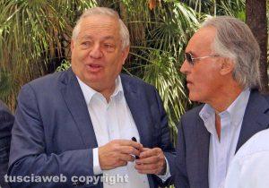 Piero Camilli e Paolo Equitani