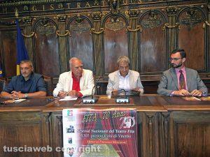 Spettacolo - La presentazione del 22esimo premio Città di Viterbo