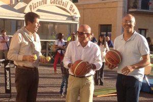 San Lorenzo nuovo - Sport in piazza