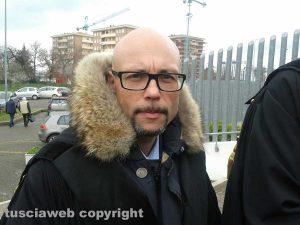 L'avvocato Marco Valerio Mazzatosta