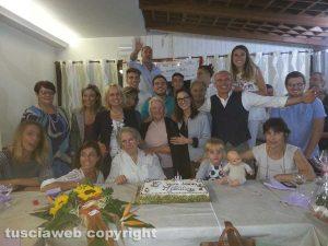 Maria Speranza Boccolini ha festeggiato 90 anni