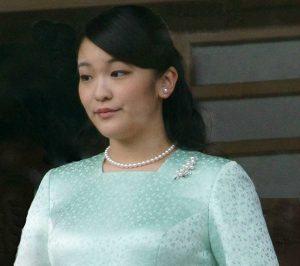 Giappone - La principessa Mako