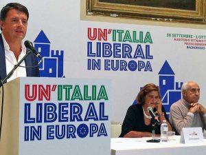 Bagnoregio - Liberal Pd - L'intervento di Matteo Renzi