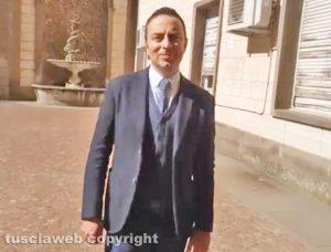 Viterbo - Provincia - Pietro Nocchi eletto presidente