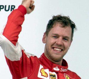 Formula Uno - Sebastian Vettel